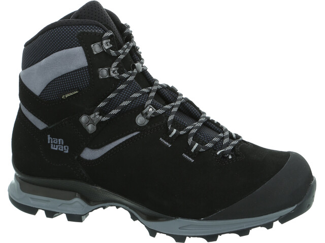 Hanwag Tatra Light Wide GTX Chaussures Homme, black/asphalt